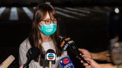 周庭さん、香港警察から保釈される。「逮捕、いったいどういう理由で」