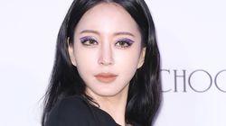 배우 한예슬이 '성희롱' 악플에 대처하는