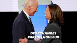"""Quand Joe Biden conseillait à Kamala Harris d'aller """"doucement"""