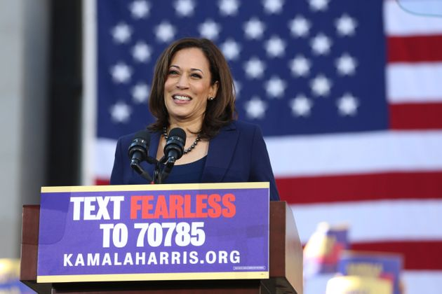 A Brit's Guide To Kamala Harris, Joe Biden's New Presidential Running