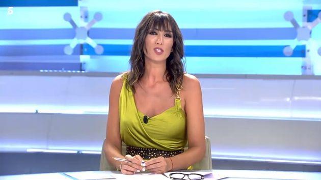 Patricia Pardo, en 'El programa del