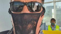 Mette il tanga al posto della mascherina: arrestato John McAfee, creatore