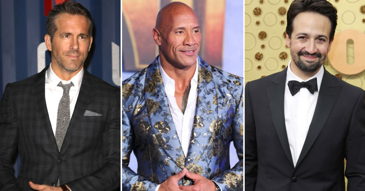 The World's Highest-Paid Actor Is Revealed, As Forbes Shares Annual Top 10
