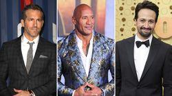 Dwayne 'The Rock' Johnson lidera lista dos atores mais bem pagos pela segunda