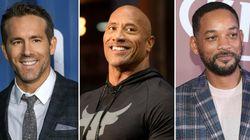 Qui sont les acteurs les mieux payés au monde en