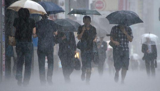 ゲリラ豪雨とは?