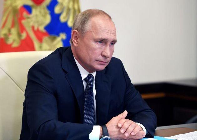Vladimir Putin, presidente de