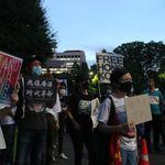 香港のために...日本政府にして欲しい6つのこと。周庭さんら逮捕受け、在日香港人たちが国会前に集まる