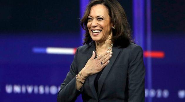 Kamala Harris, candidata demócrata a la vicepresidencia de
