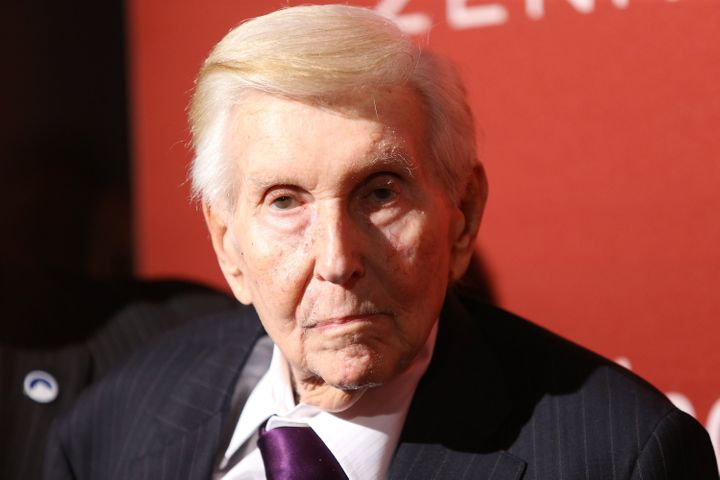 Sumner Redstone, who was once executive chairman of both Viacom and CBS Corp., died Wednesday.