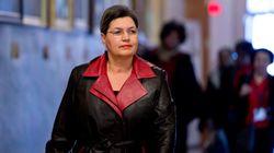 Fatima Houda-Pepin conteste son