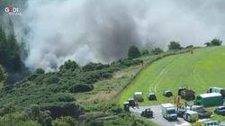 Deraglia un treno in Scozia, un morto e feriti