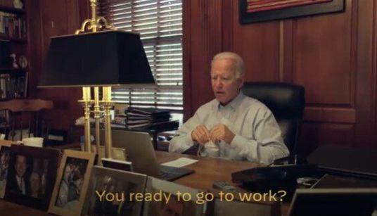 """MAGIC MOMENT - Biden sceglie Harris e la chiama. E lei: """"Oh mio Dio, sono"""