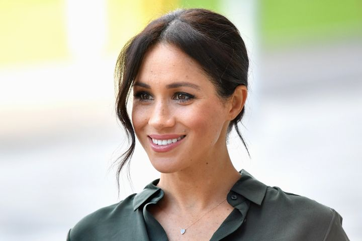 The Duchess of Sussex has spent the past few weeks actively encouraging Americans to vote.