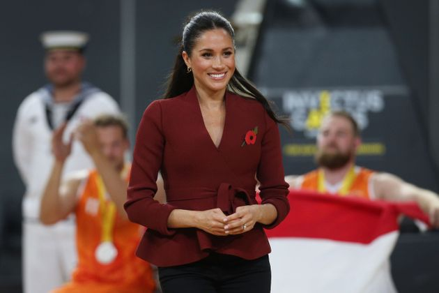 The Duchess of Sussex spoke about the