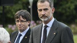 Puigdemont desvela una llamada telefónica que el rey le hizo por error: hubo doble