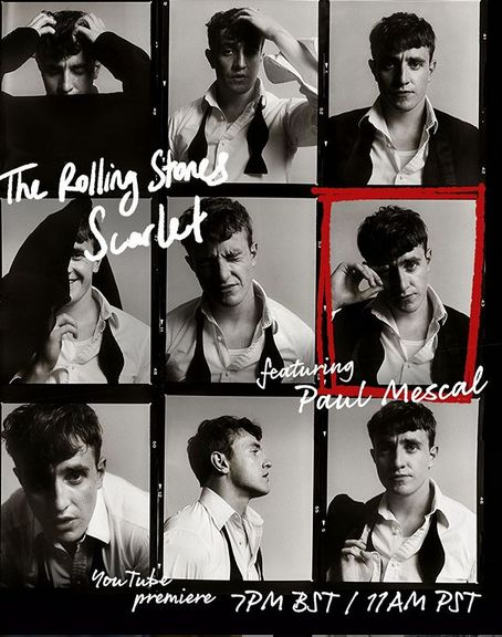 The  Rolling Stones: Scarlet