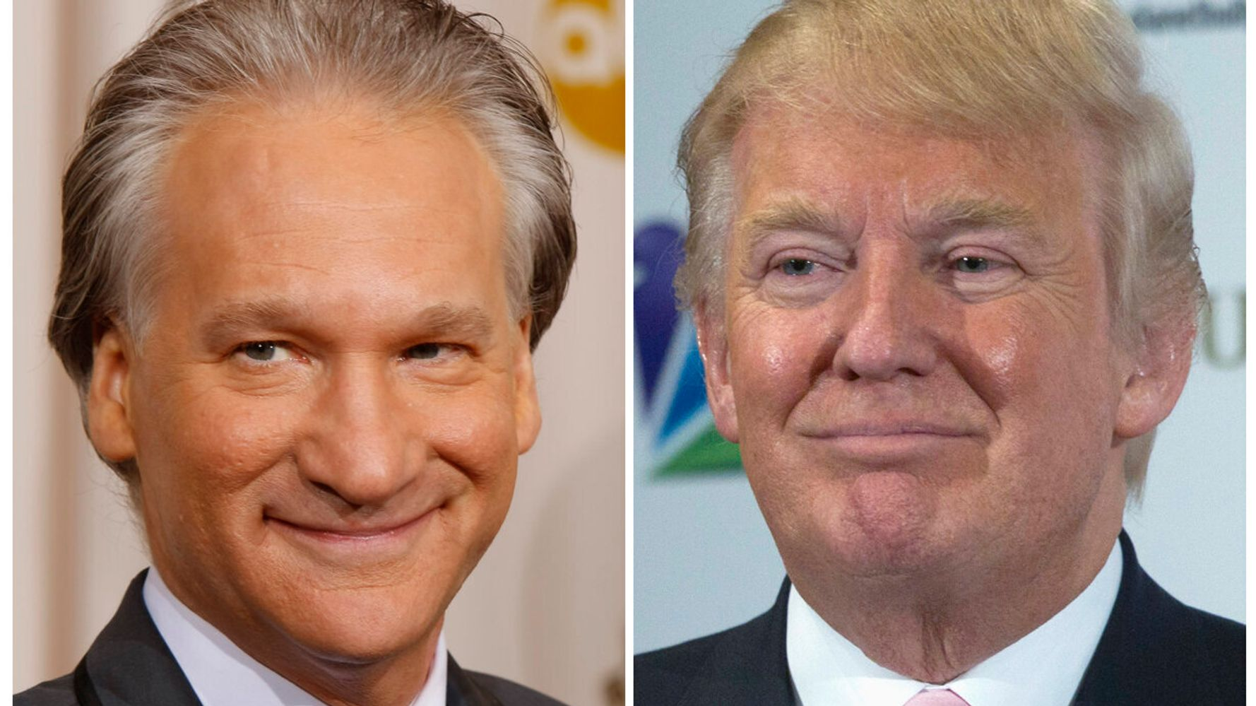 Bill Maher Has Perfectly Reasonable Response To Trump's Insulting Tweet