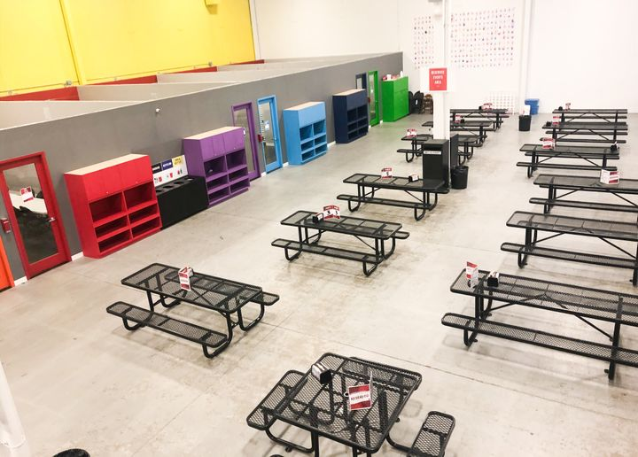 Inside the Injanation facility in Calgary.