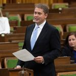 Scheer Doesn't Regret Decision To Resign Conservative