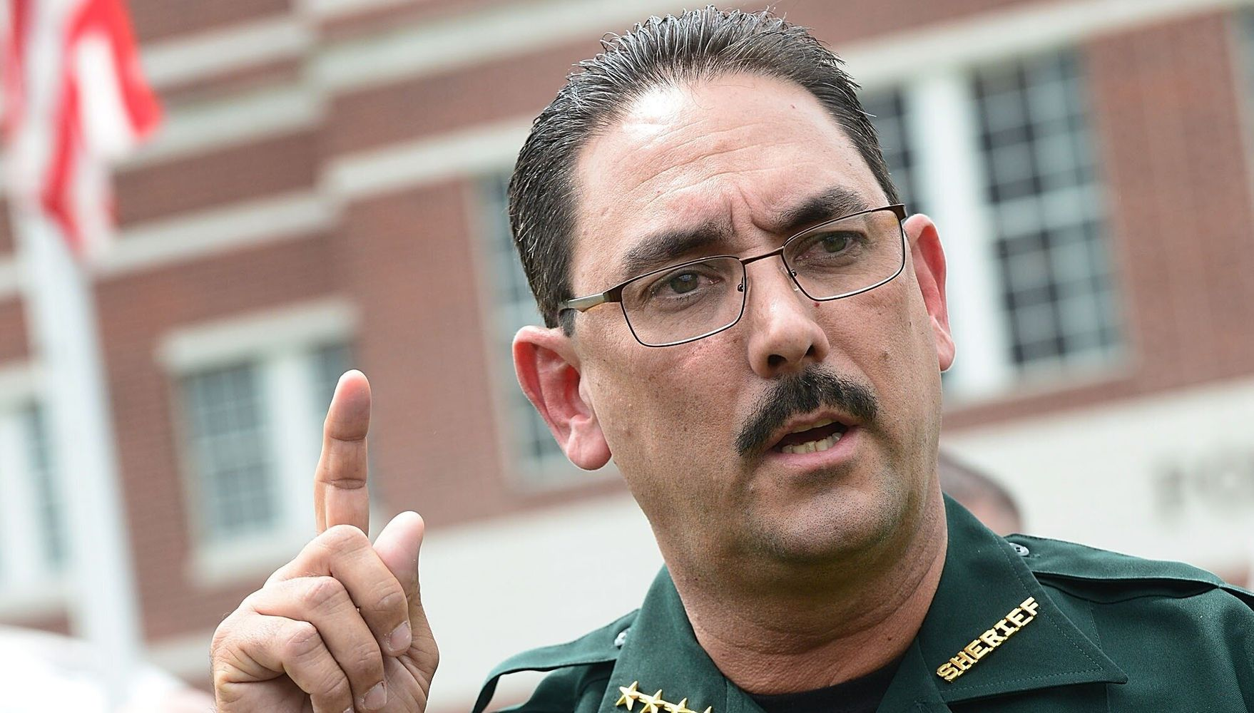 Florida Sheriff In COVID-19 Hot Spot Decrees No Face Masks For Deputies