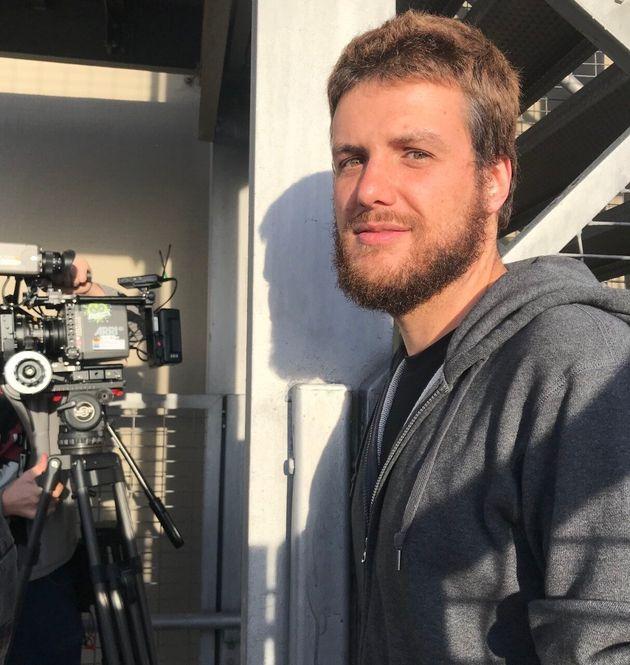 O cineasta Rafael