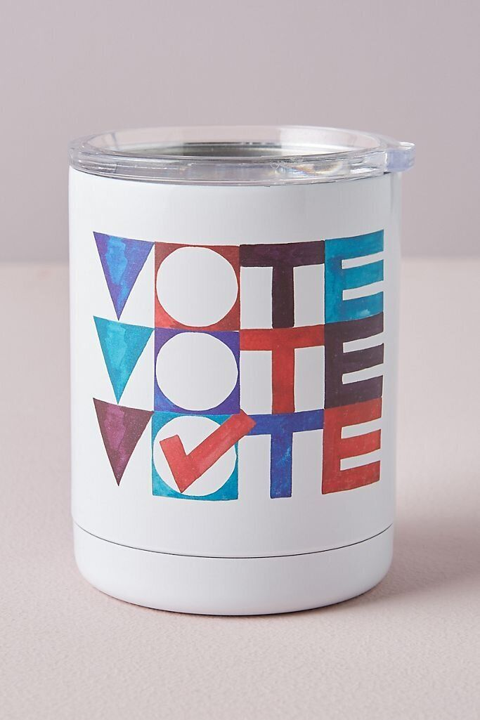 These Not-So-Subtle Products Will Remind Everyone To Vote In November 4