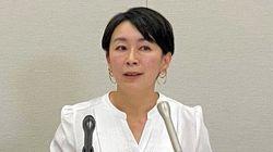 山尾志桜里氏、立憲との合流新党入り否定「中道政党で頑張っていきたい」