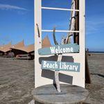 コロナ禍で「20年ぶりの海」も。大洗の「砂浜図書館」、ビーチに縁がない人の心を掴む