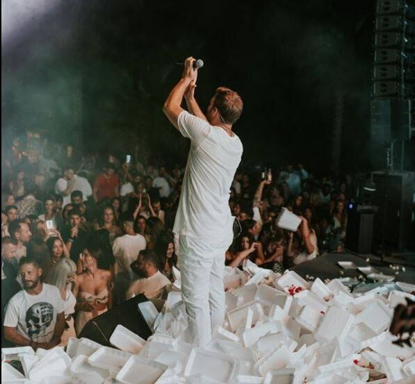 Η μοιραία συναυλία στην Χαλκιδική που γέμισε κρούσματα την