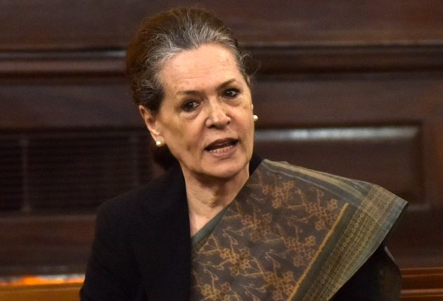 File image of Congress President Sonia