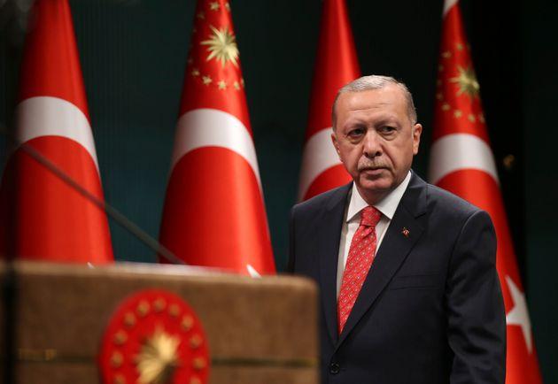 Ερντογάν: Η Τουρκία δεν γυρεύει περιπέτειες, μόνη λύση ο
