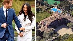 La nuova villa di Harry e Meghan è da sogno: 9 camere da letto, 16 bagni e due ettari di