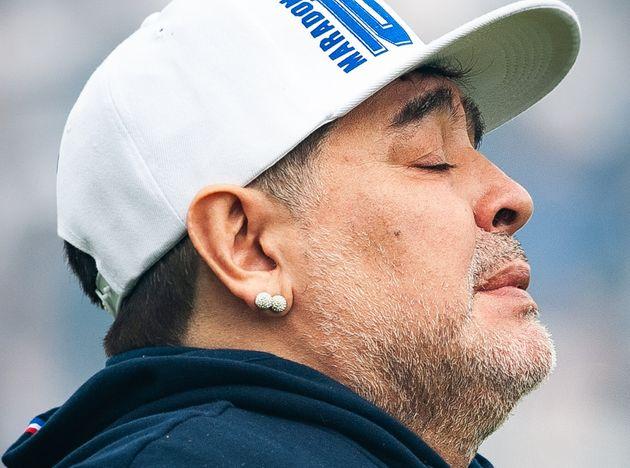 L'ultima intervista di Maradona: