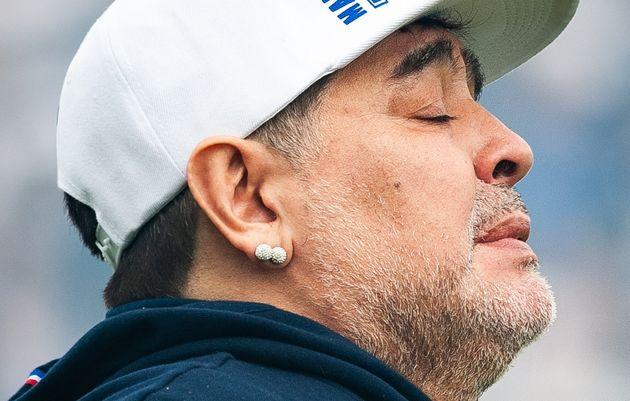 Maradona in lutto: il cognato è morto di Covid 19. Positiva la sorella