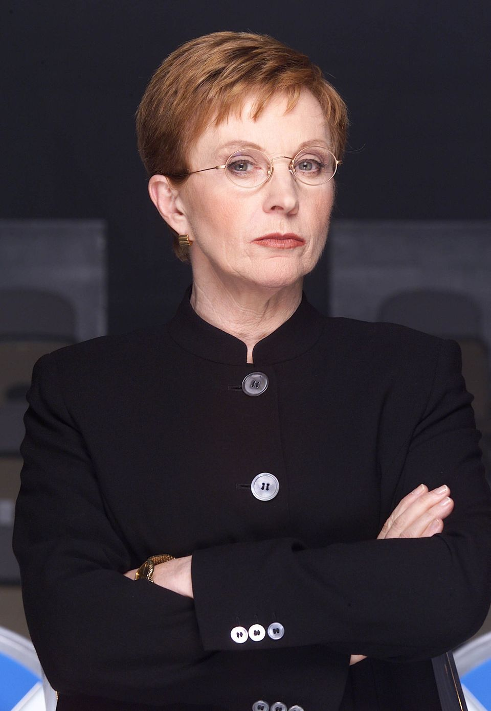 Anne Robinson on The Weakest