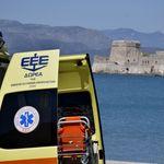 Ναύπλιο: Επιχειρηματίας έπεσε στη θάλασσα λόγω προστίμου για