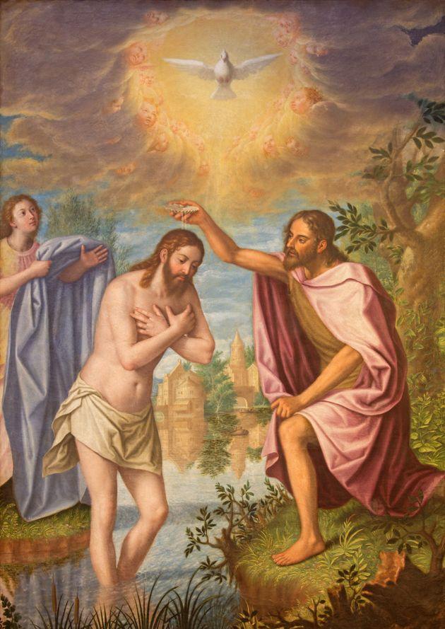 Il Gesù storico (e ebreo) e Giovanni Battista