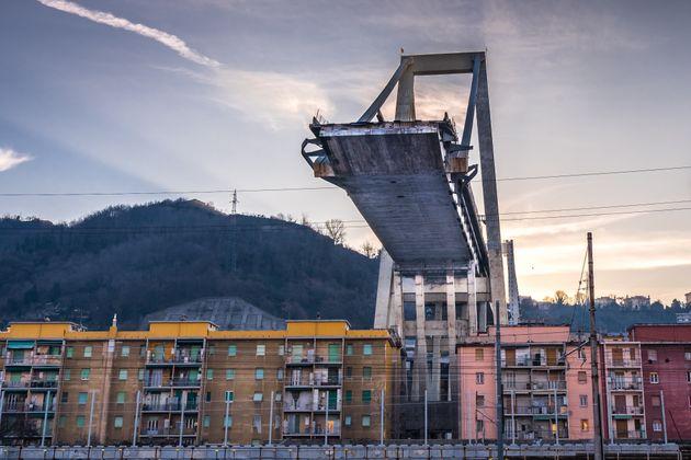 Ponte Genova, Egle Possetti: