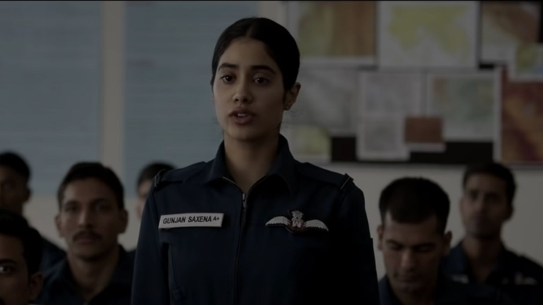 Gunjan Saxena The Kargil Girl Iaf Objects To Its Undue Negative Portrayal Huffpost India Entertainment