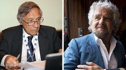 Franco Bassanini sta con Beppe Grillo sulla rete Tlc: