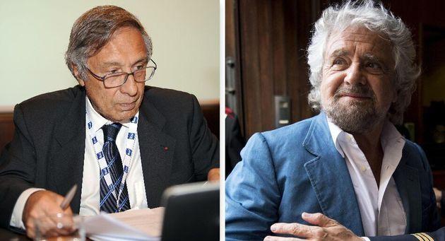 """Franco Bassanini sta con Beppe Grillo sulla rete Tlc: """"Ha ragione, deve essere scorporata e con Cdp"""""""
