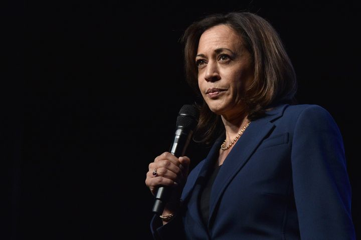 Sen. Kamala Harris (D-Calif.) was named Joe Biden's running mate earlier this week. Birthers are already questioning whether