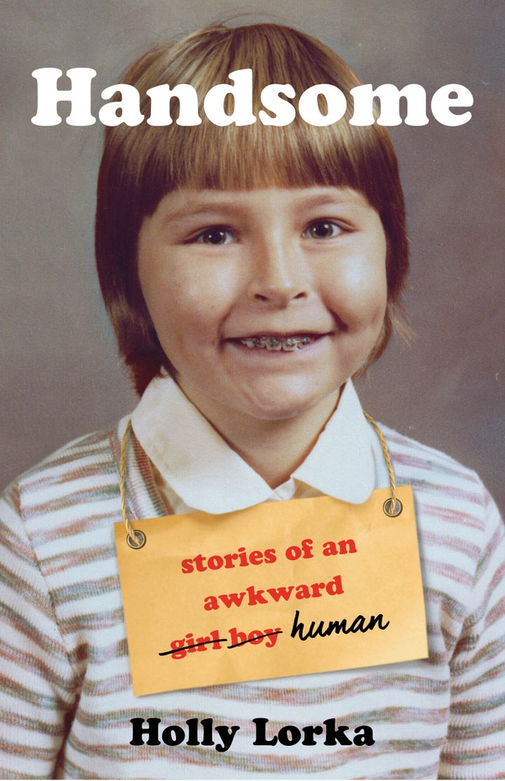 Holly's memoir, out in October.