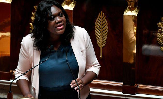 Laetitia Avia, ici en juillet 2019 à l'Assemblée nationale, réclamait 10.000 euros...