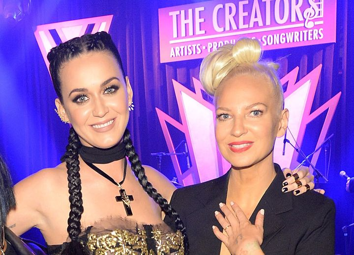 """I didn't realize that she was so reliant on that validation for her psychological well-being,"" Sia said of friend Katy Perry."