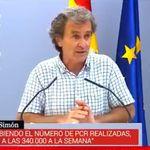 ¿Qué va a pasar realmente el 18 de septiembre en España? Fernando Simón aclara la