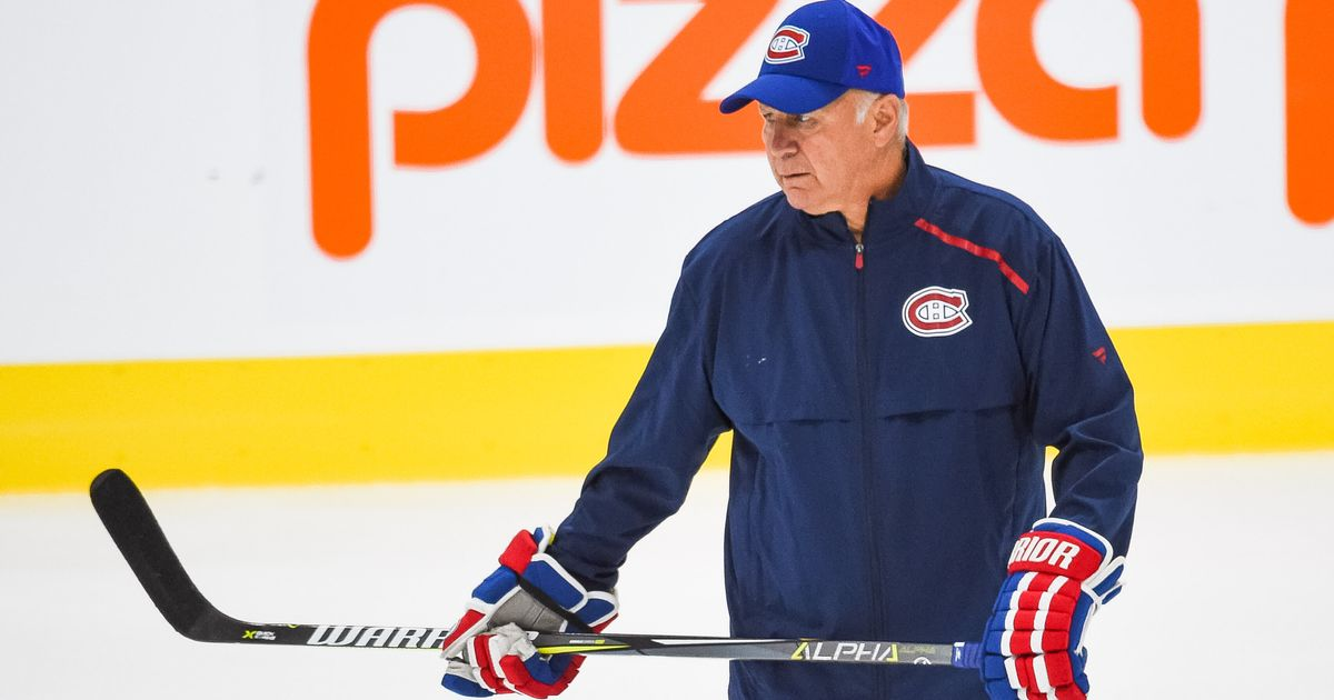 Claude Julien ratera la série Canadiens-Flyers après un malaise