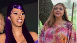 Cardi B Responds To Carole Baskin's 'WAP' Remarks: 'You Killed Your Goddamn