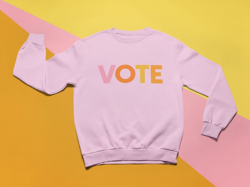 These Not-So-Subtle Products Will Remind Everyone To Vote In November 10